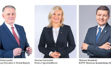 Kandydaci na burmistrza Rzgowa 2018