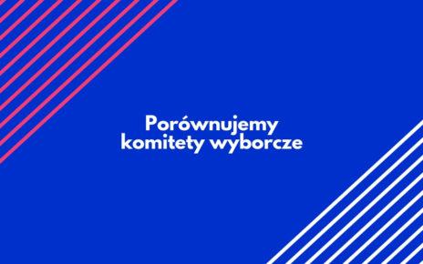 Porównujemy komitety wyborcze w wyborach do Rady Miejskiej w Rzgowie