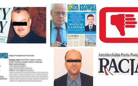 Ryszard Poradowski i Gazeta Rzgowska - co o nich wiemy
