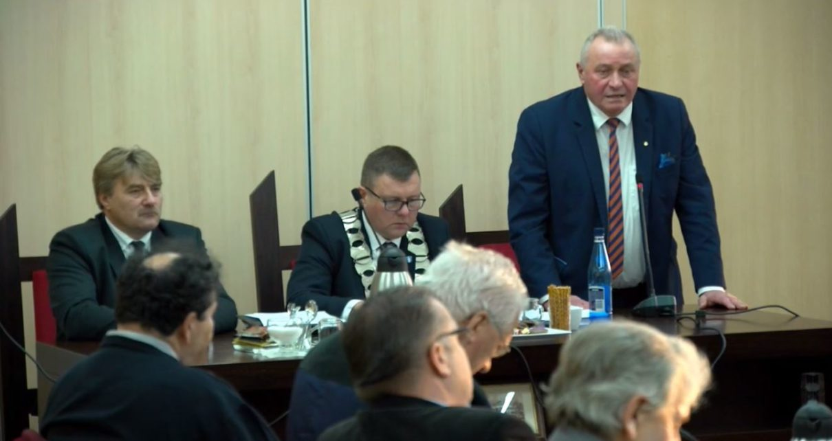 Zbigniew Cisowski, Radosław Pełka, Marek Bartoszewski